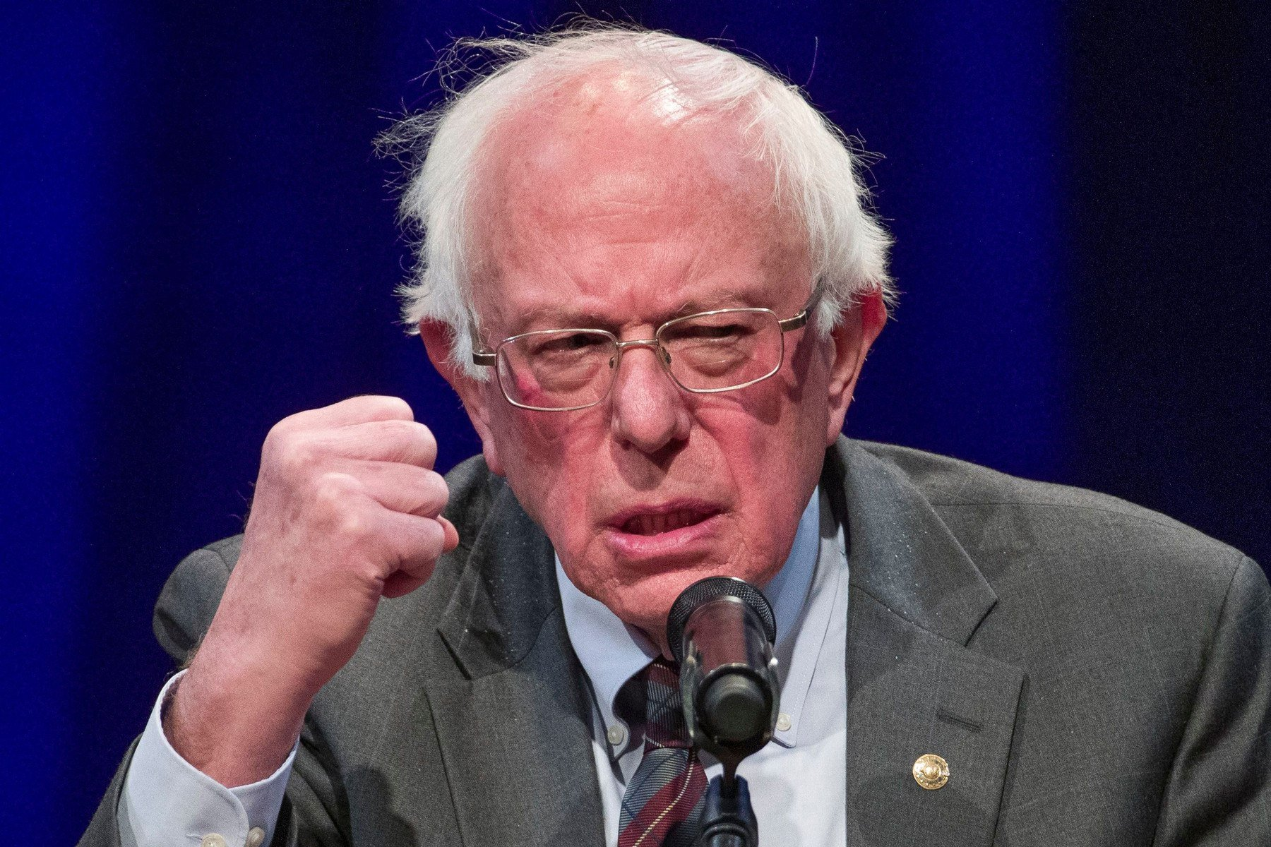 Bernie Sanders 2020 odds politics