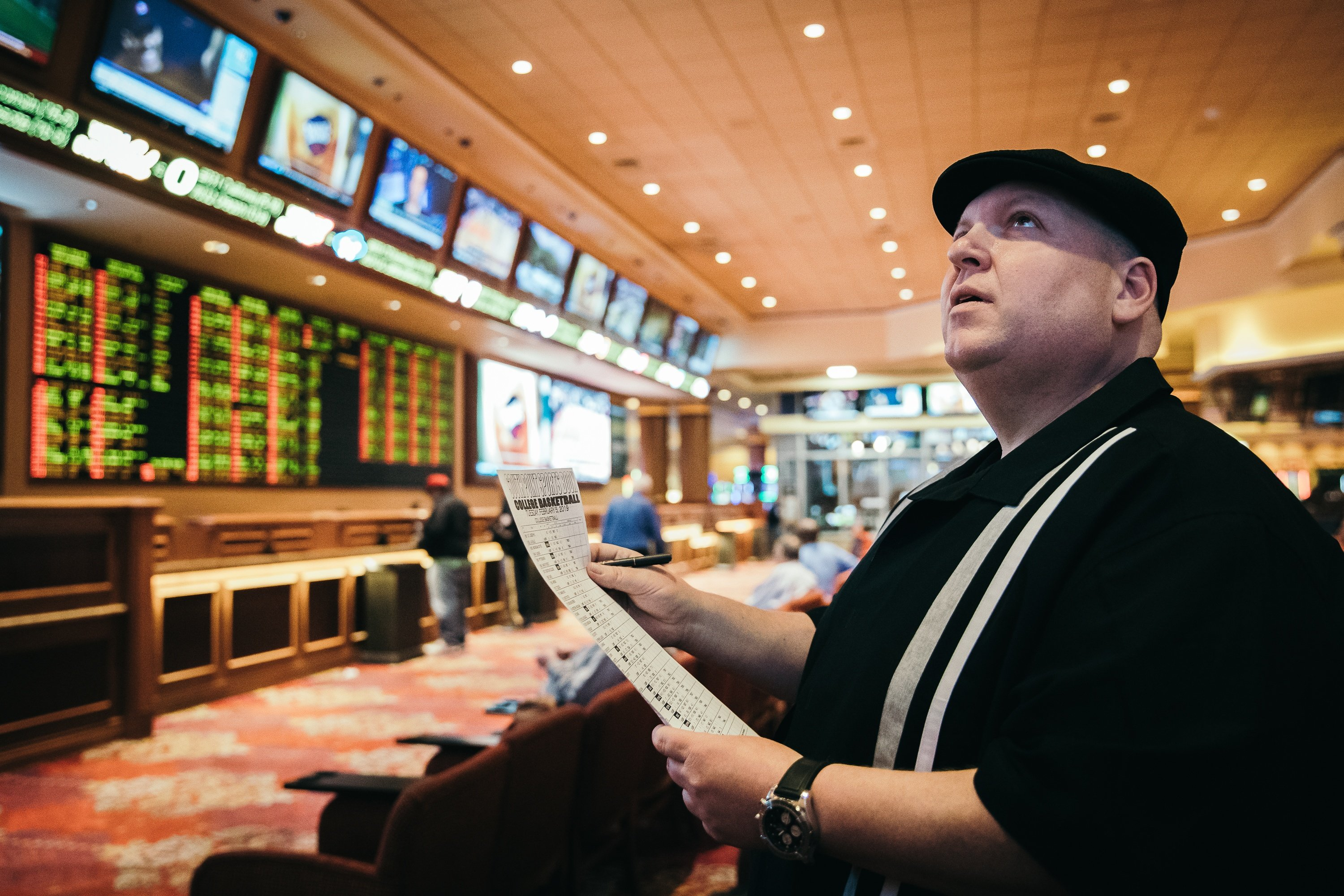 Showtime sports betting series Action