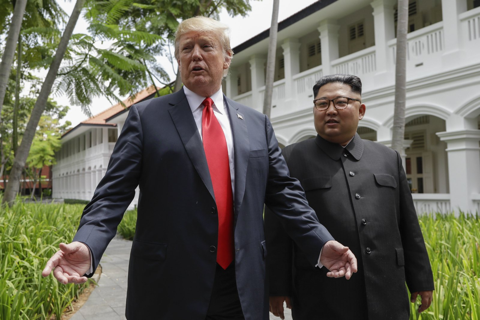 Donald Trump Kim Jong Un summit odds