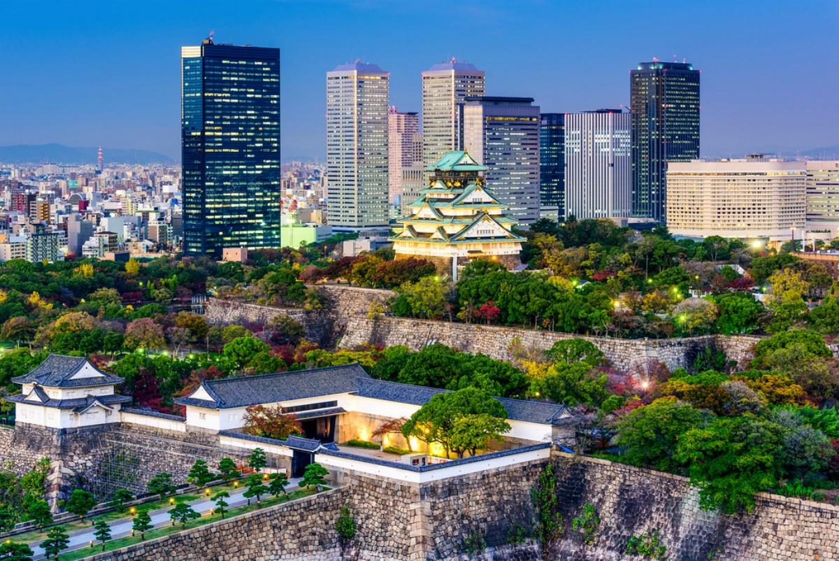 Osaka prefecture Japan casino resort