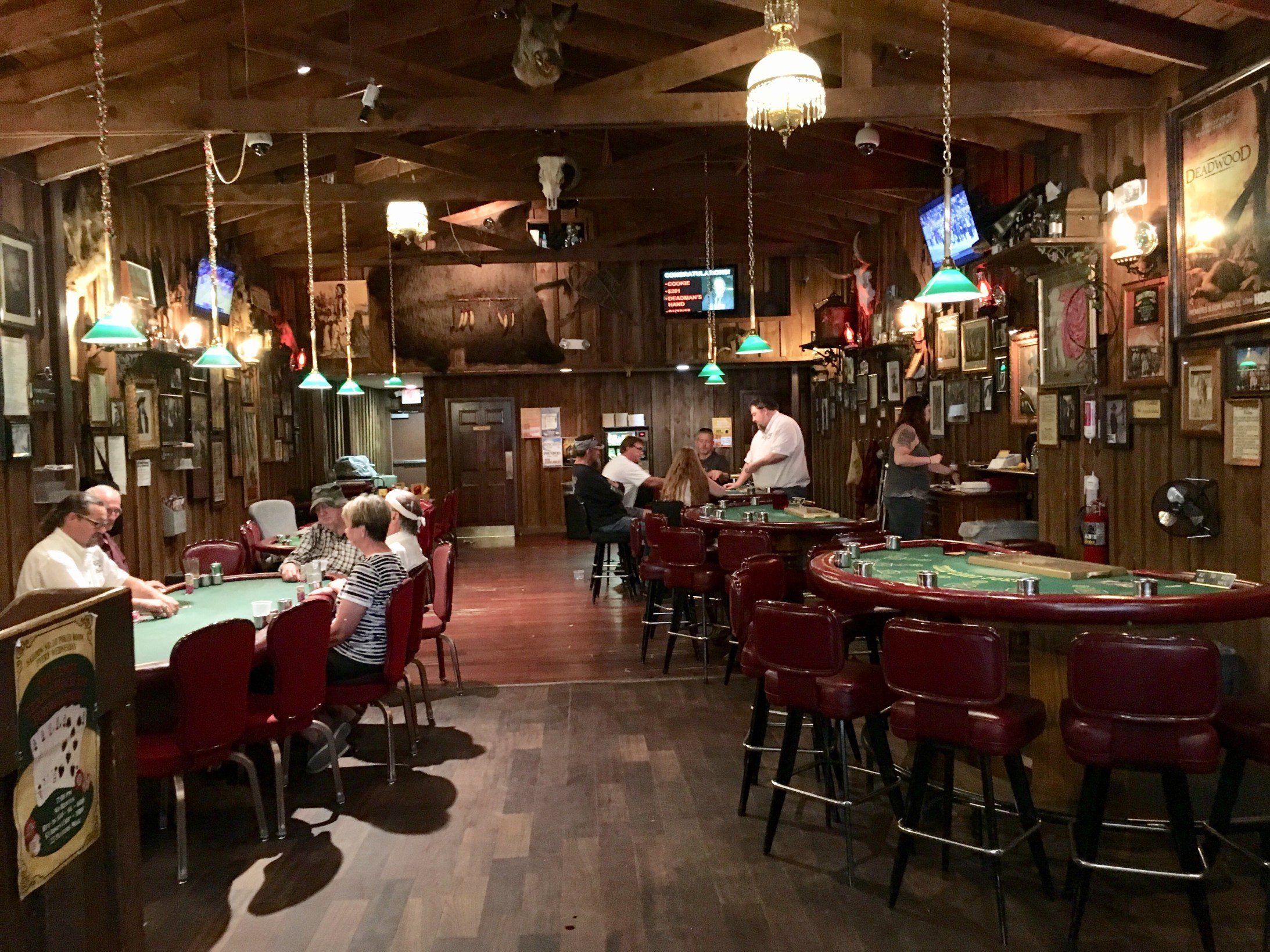 Deadwood casinos sports betting South Dakota
