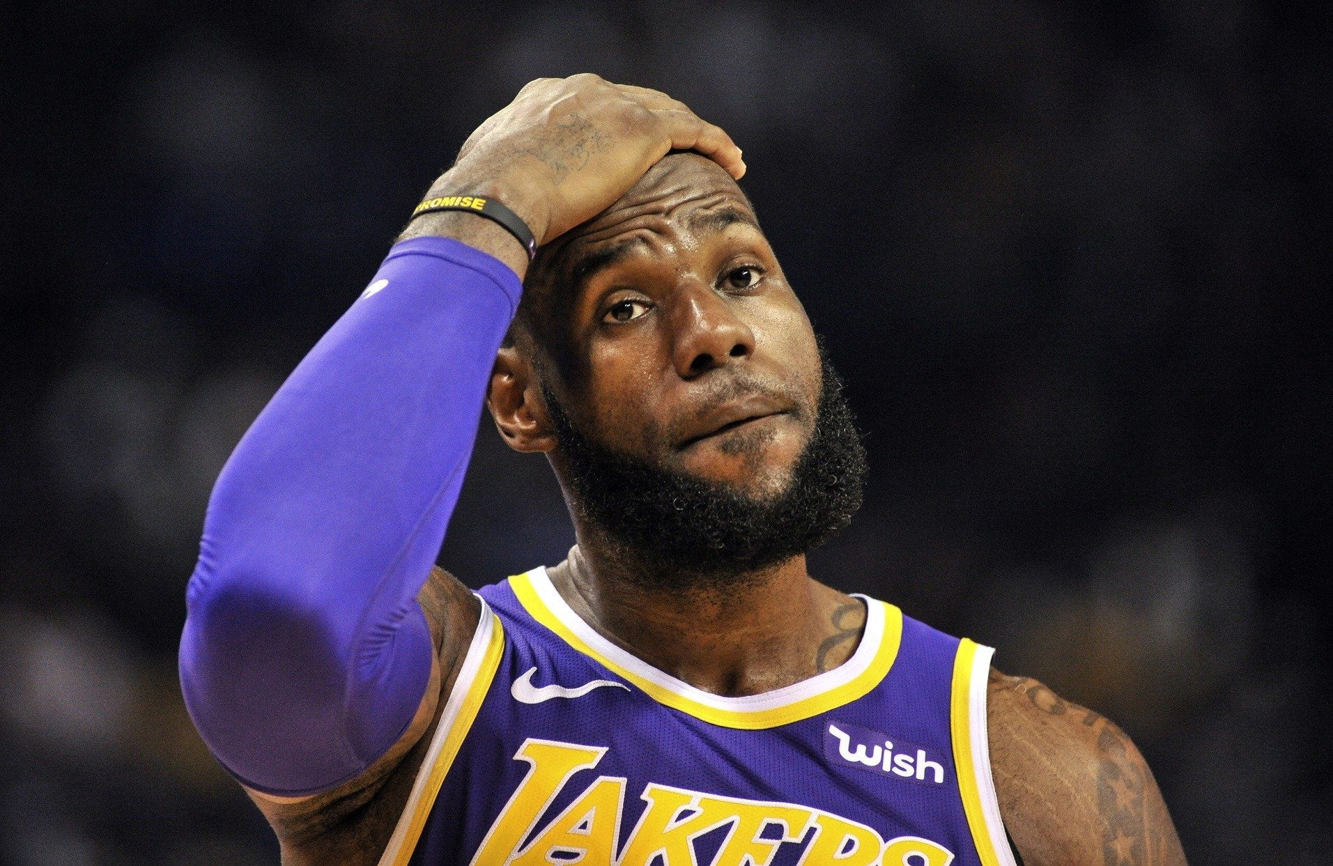 Las Vegas odds NBA LeBron James