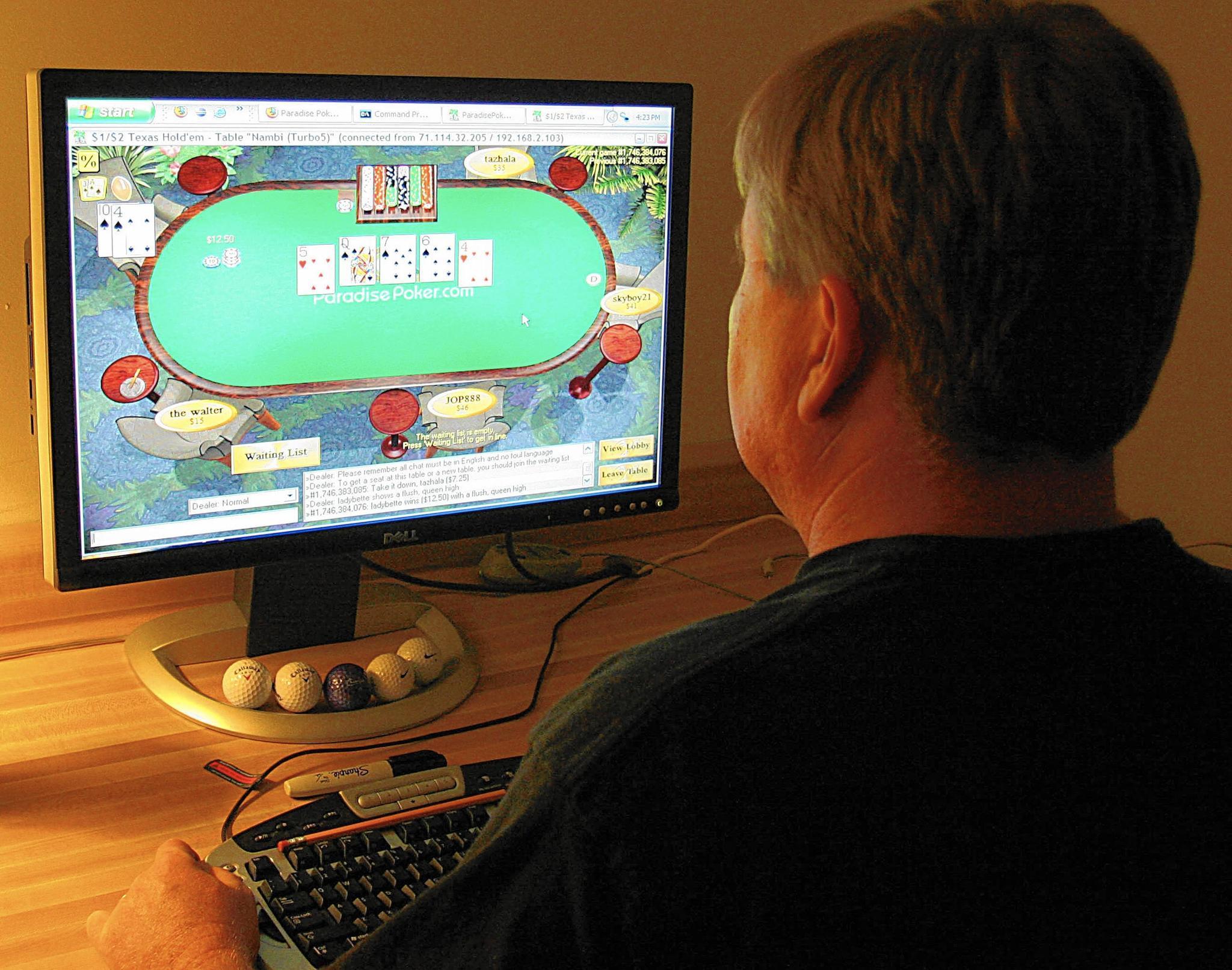 Pennsylvania online gambling timeline