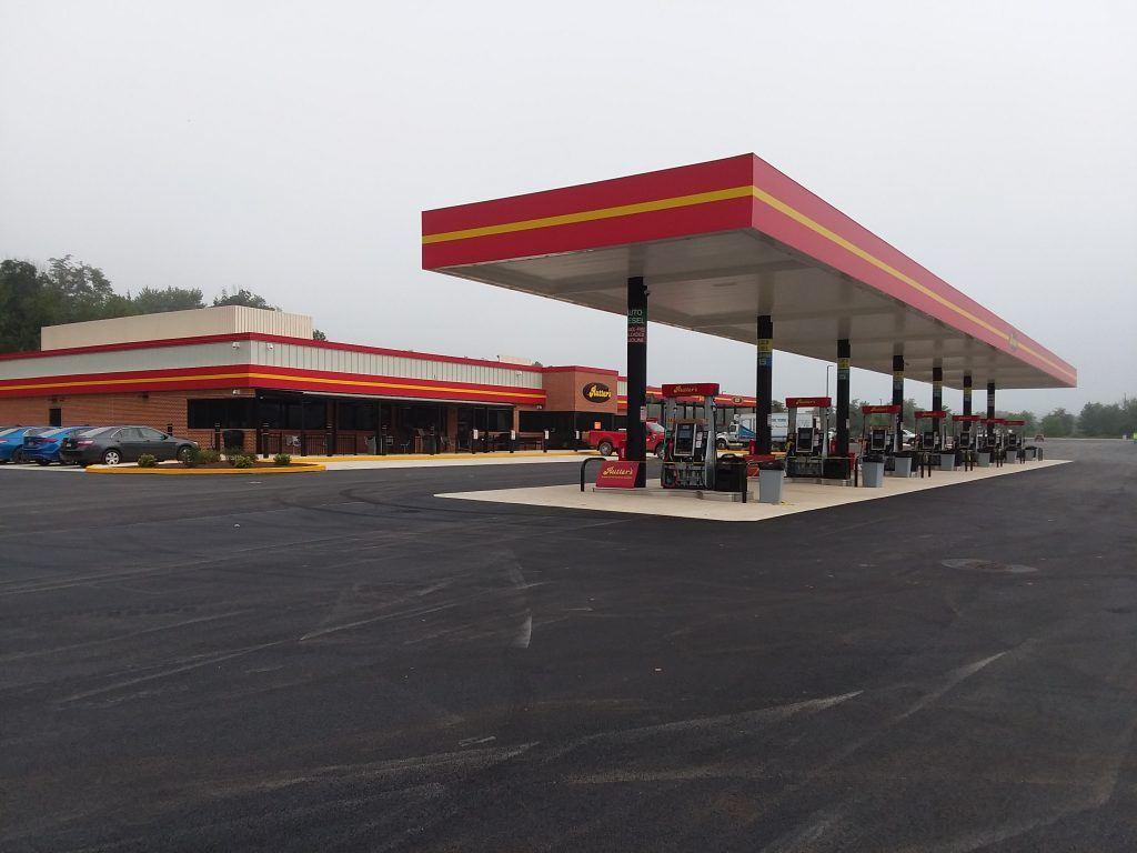 Pennsylvania truck stop VGTs