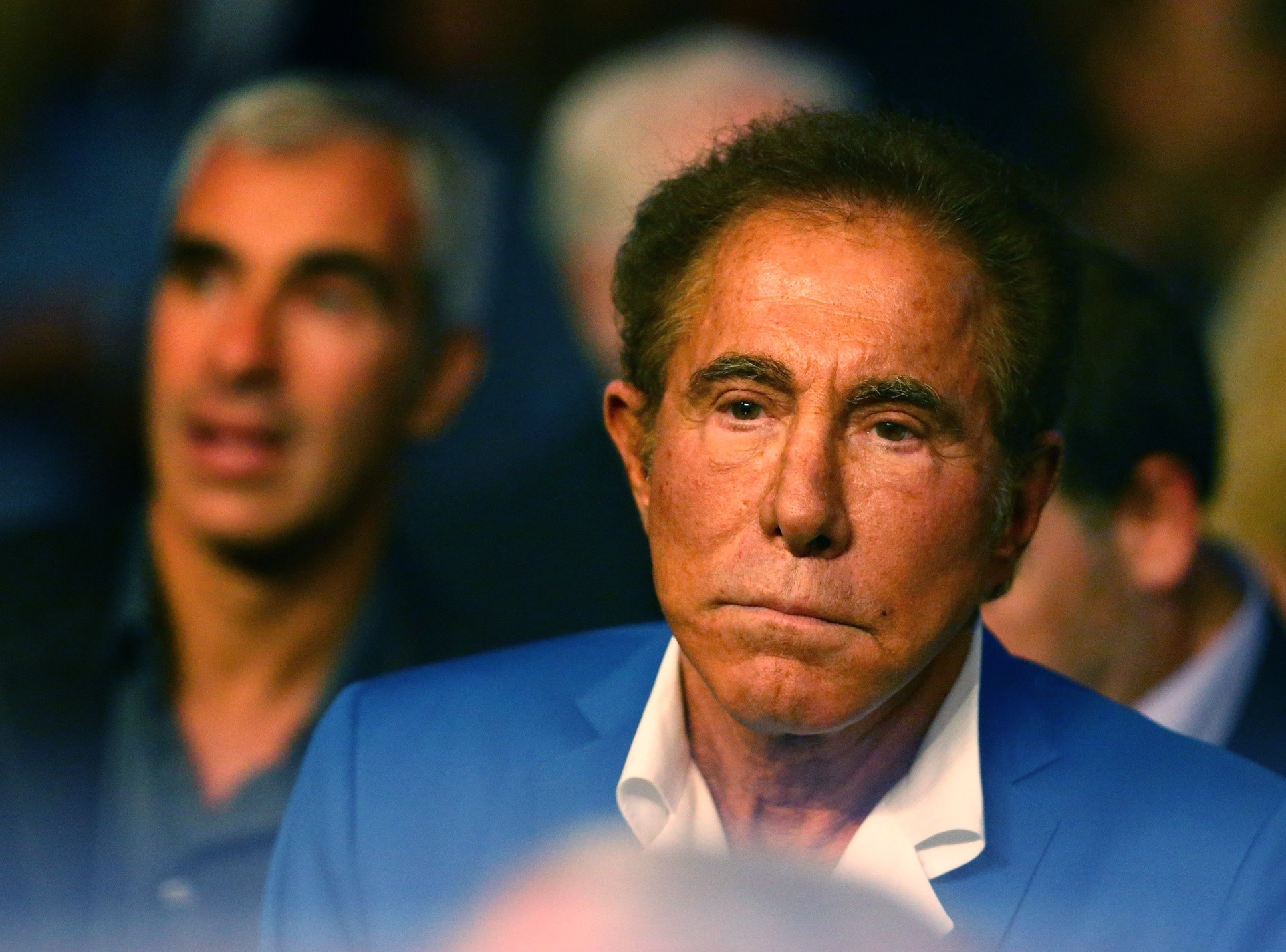 Steve Wynn lawsuit Massachusetts casino