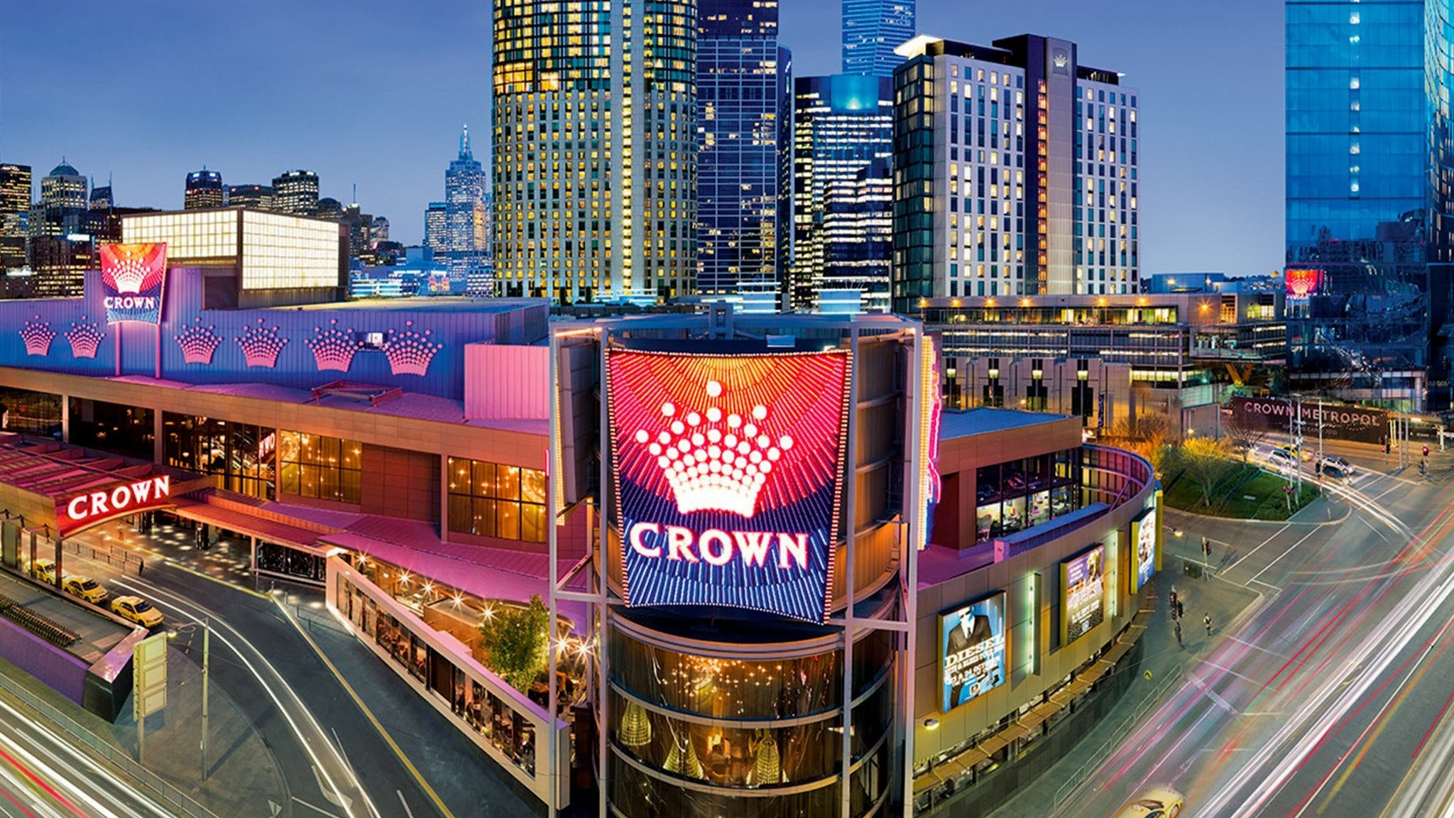 Japanese Restaurant Crown Casino Melbourne
