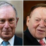 Michael Bloomberg Prepared to Outspend Sheldon Adelson to Block President Trump Re-Election