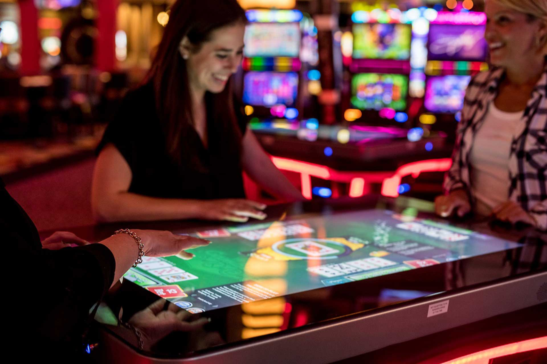 skill-based gaming casino slot machines
