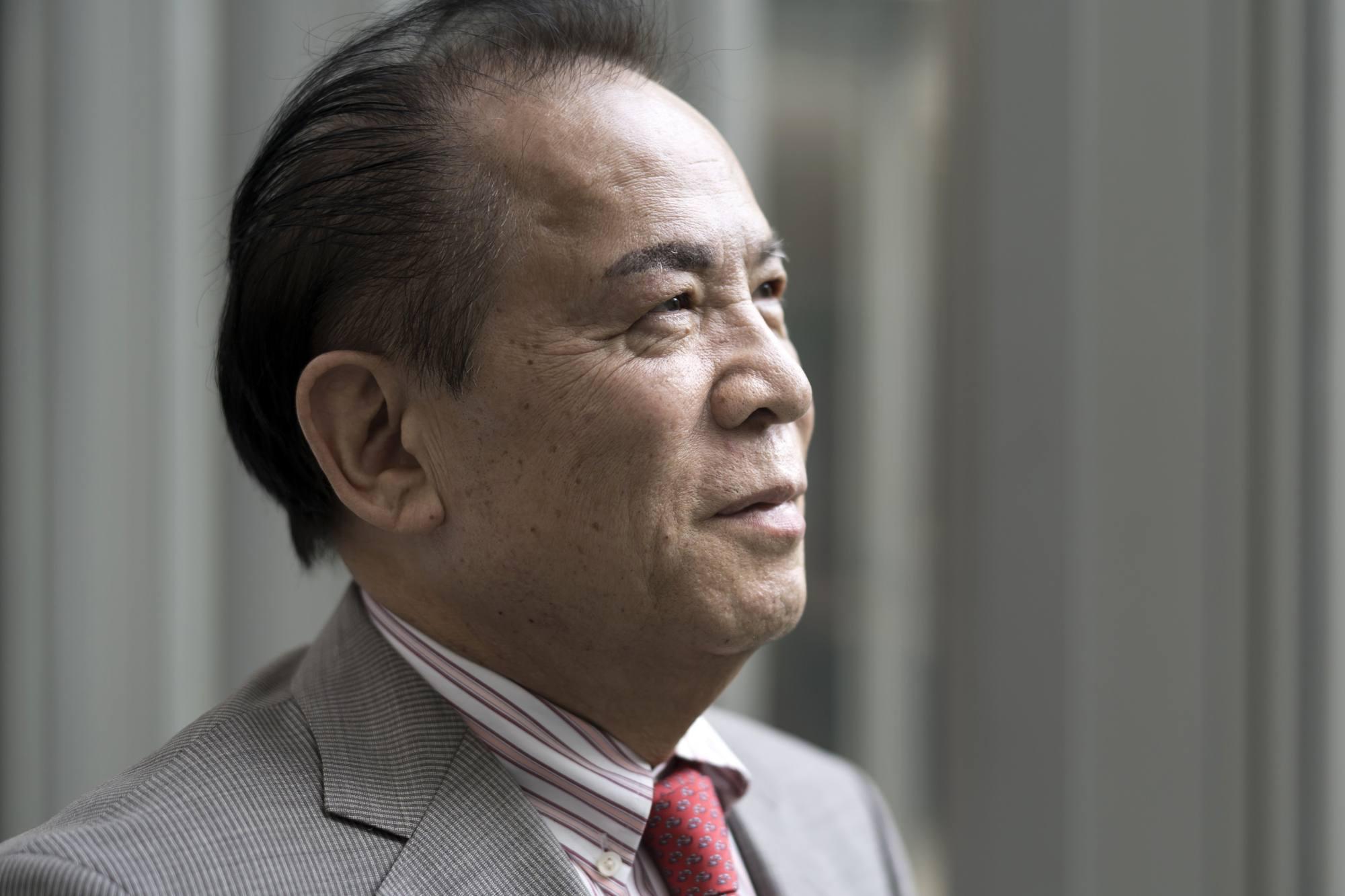 Kazuo Okada Hong Kong arrest