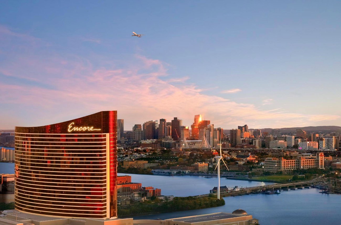 Encore Boston Harbor opening Wynn