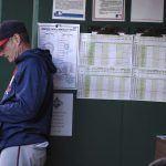 MLB odds lineup baseball betting