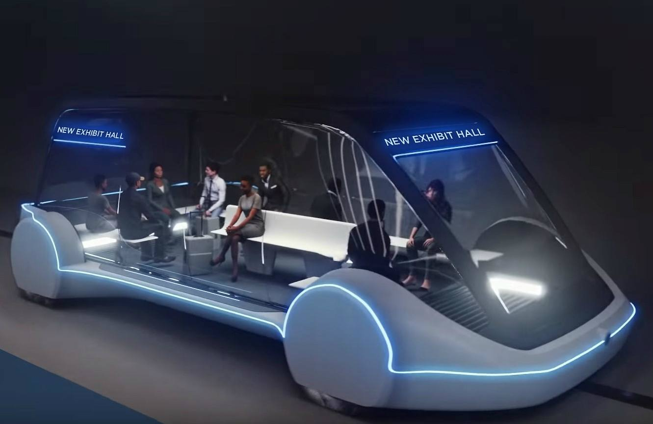 Elon Musk's Boring Company chosen to build Vegas underground loop
