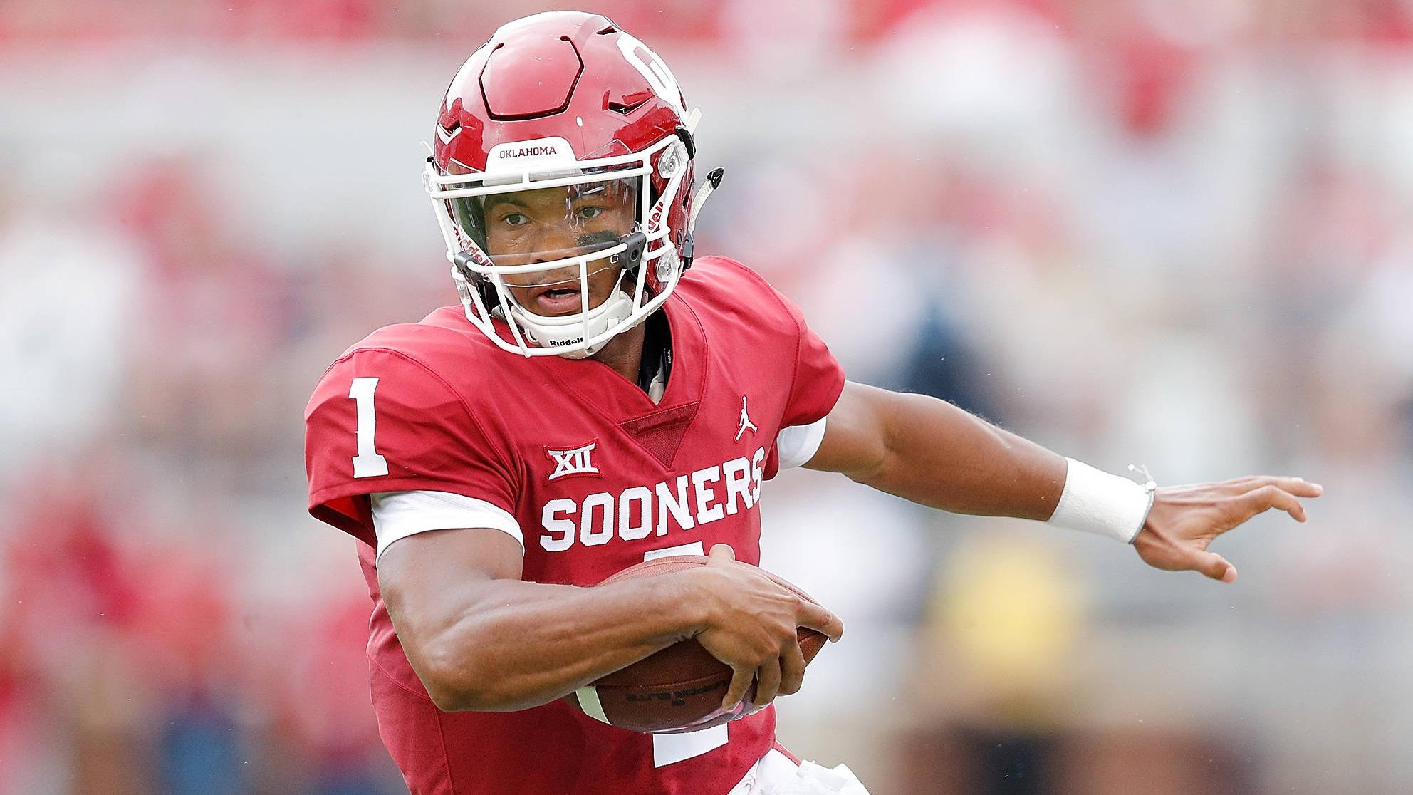 NFL Draft odds Kyler Murray