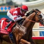 Road to Kentucky Derby Features Three Stakes Races on Saturday