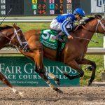 War of Will Kentucky Derby Odds Plummet After Louisiana Stumble, Longshot Takes Prep Race