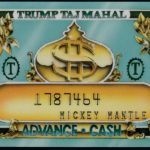Mickey Mantle Trump Cards