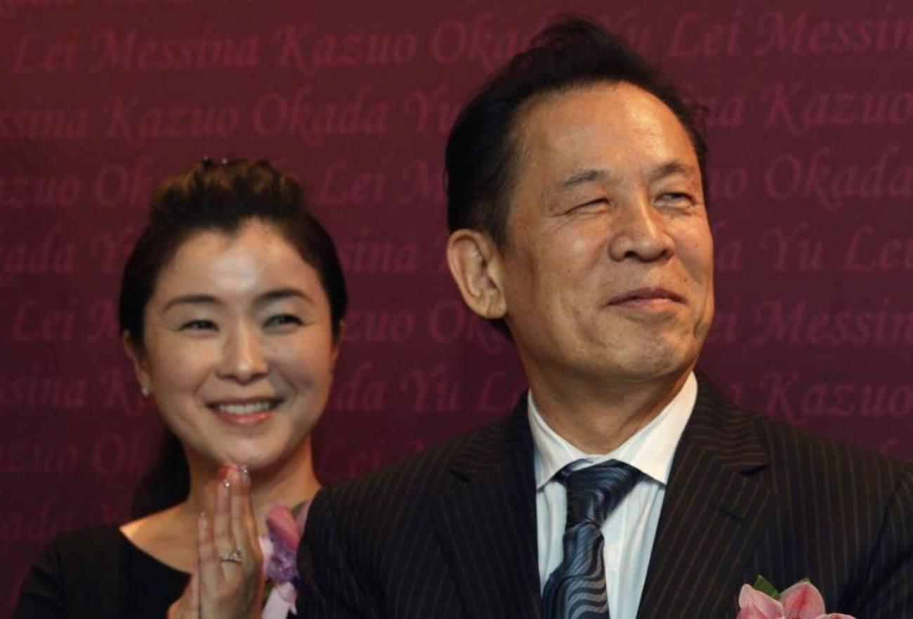 Kazuo Okada lawsuit Philippines perjury
