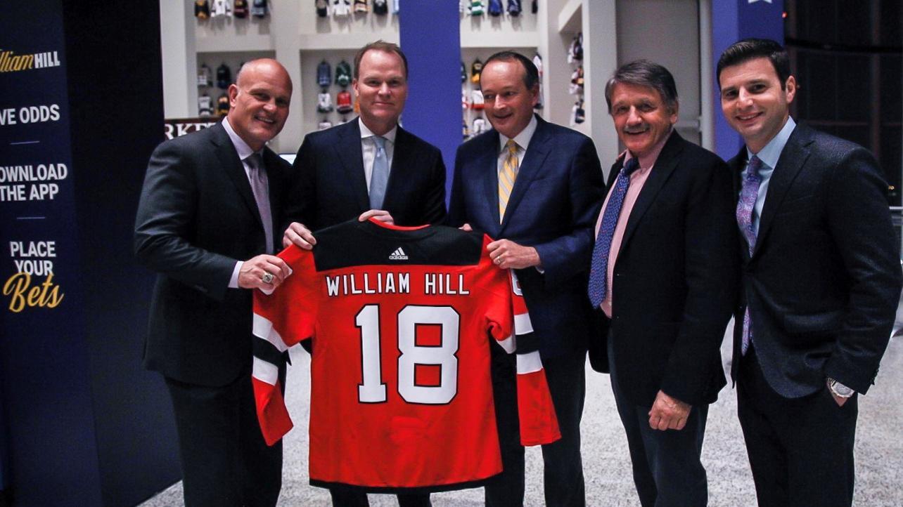 William Hill NHL partnership