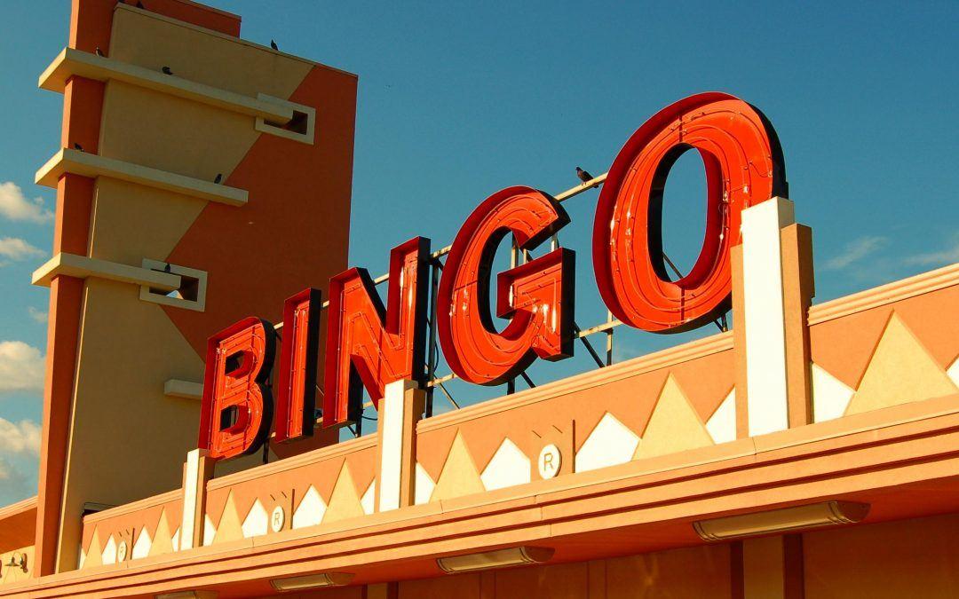 Racetrack bingo