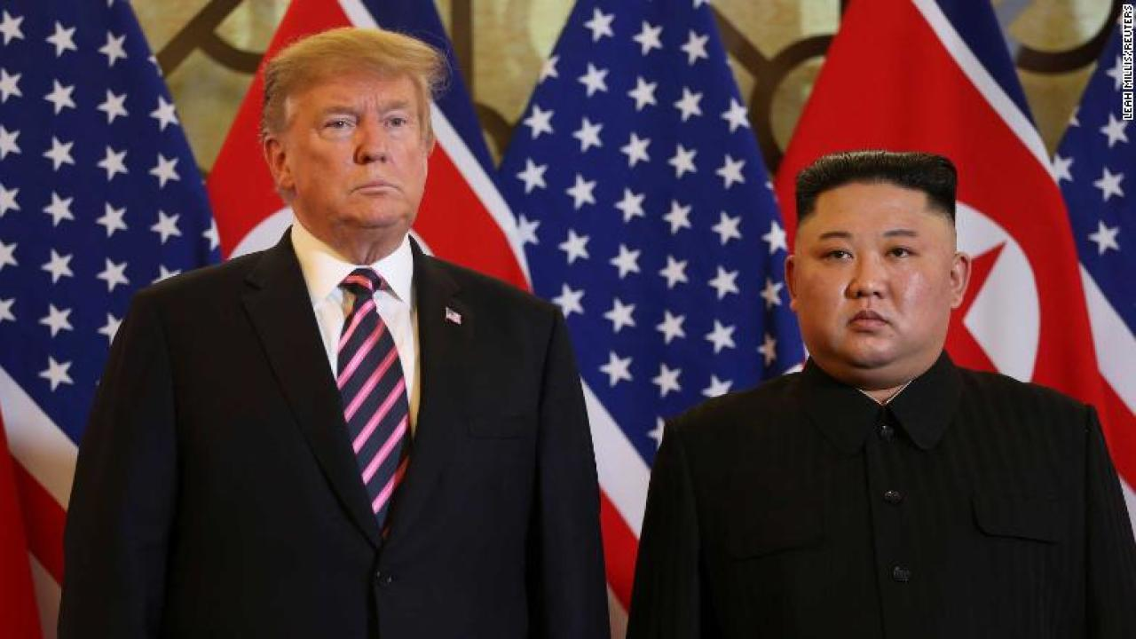 political odds Trump Kim summit North Korea
