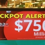 Powerball Jackpot Now Estimated $750M, Fourth-Largest in US History