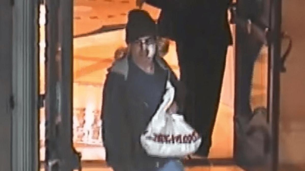 Bellagio robbery