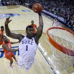 Duke Heavy Favorite Entering NCAA March Madness, Majority of Money on Blue Devils Winning It All