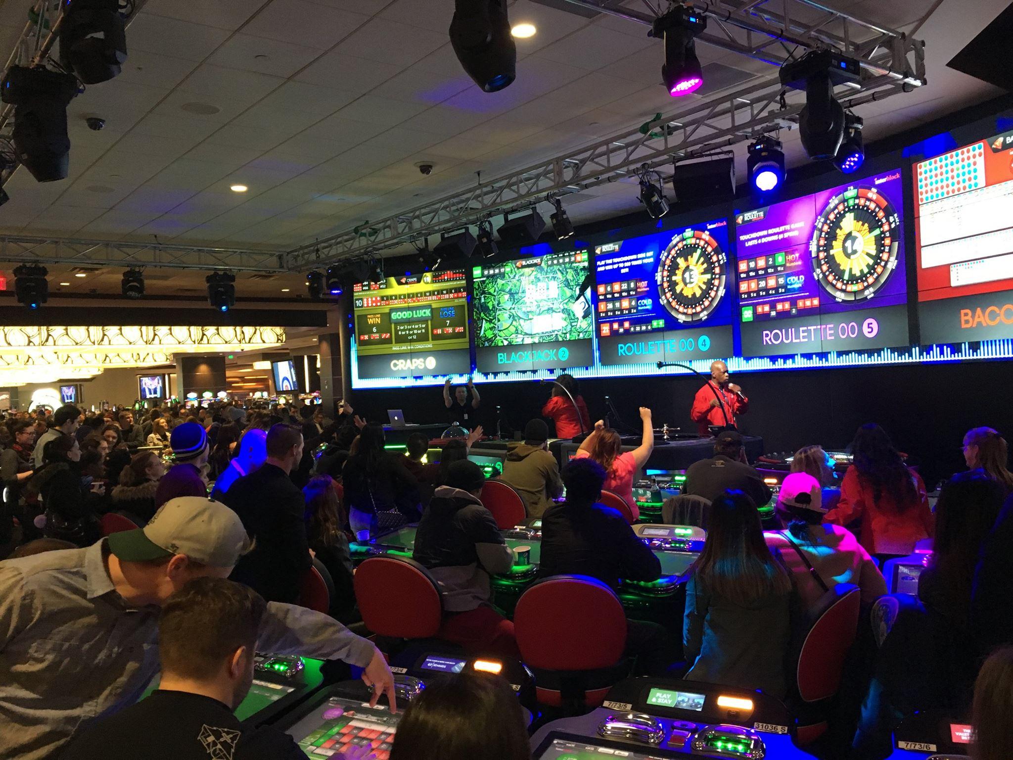 gaming manufacturer casino stadium Interblock