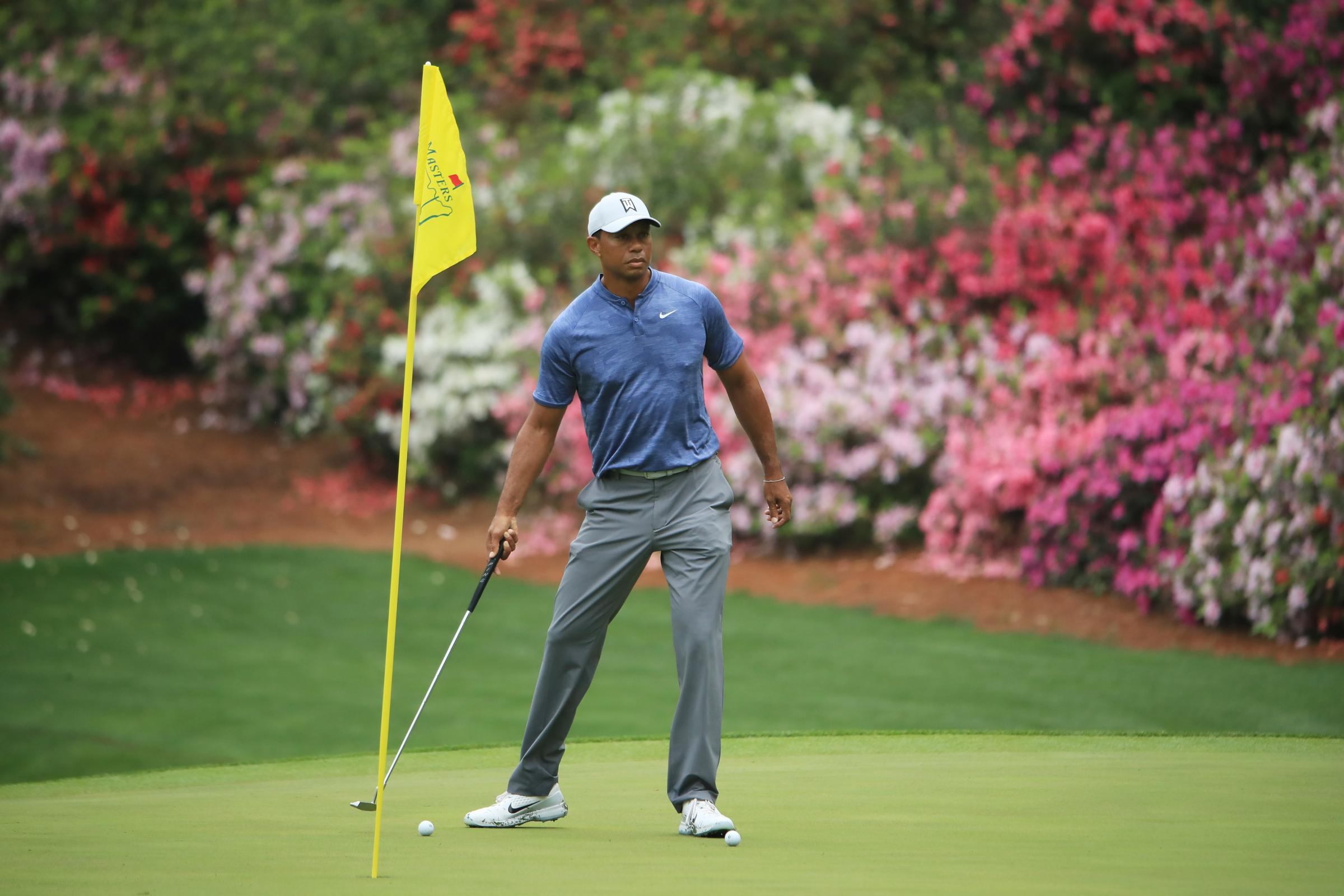 Masters odds Tiger Woods McIlroy