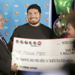 $768M Powerball Winner Says Ticket Was Nearly Thrown Away, 24-Year-Old 'Pretty Much Felt Lucky'