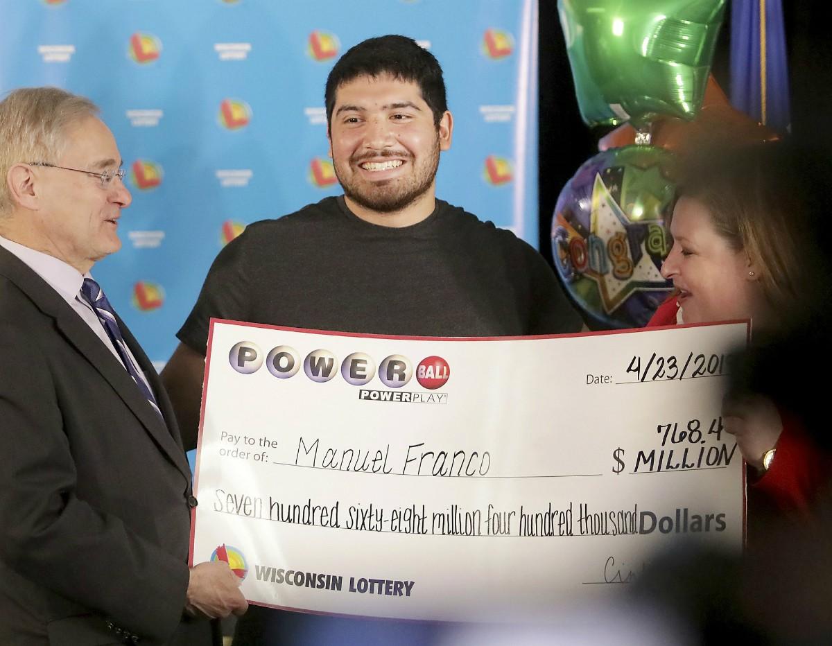 $768M Powerball Winner Says Ticket Was Nearly Thrown Away