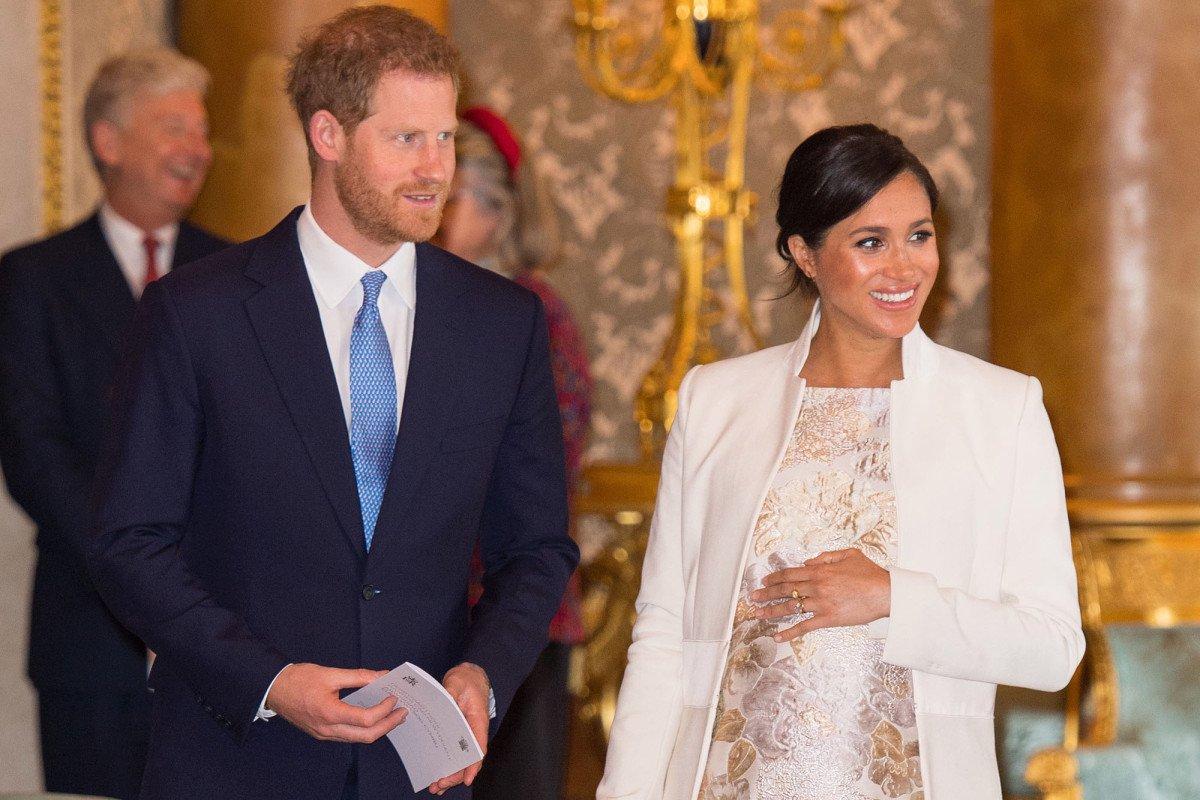 Prince Harry baby Meghan Markle