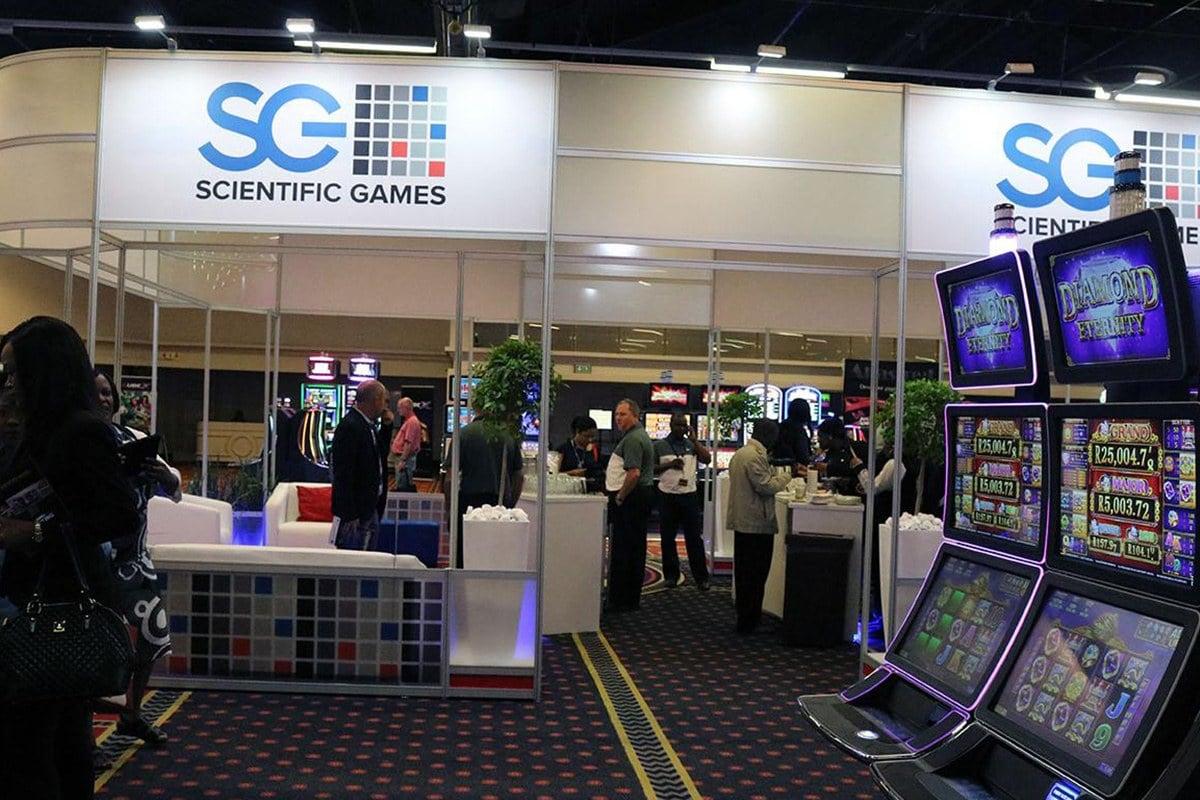 Scientific Games social gaming IPO stock