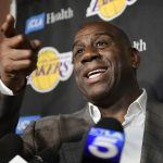 Los Angeles Lakers President Magic Johnson Resigns Following Disappointing Season, LeBron Shocked