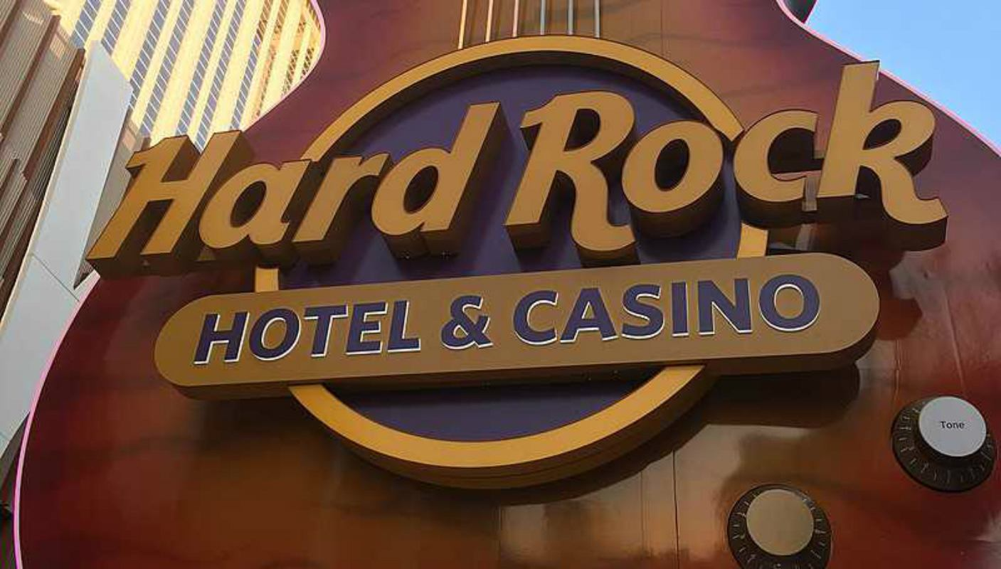 Hard Rock Arkansas casino Pope County