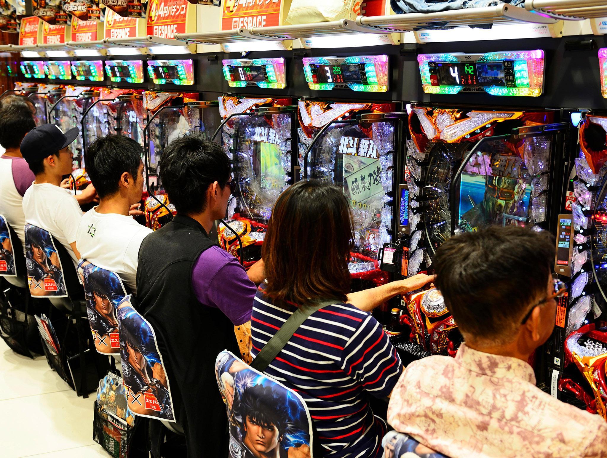 Japanese Casino Games