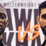 Welterweight Champion Terence Crawford Favored Over Amir Khan Saturday at MSG
