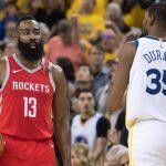 Rockets, Warriors Renew Rivalry as NBA Playoffs Reach Second Round