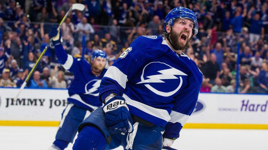 Tampa Bay Heavy Favorites To Win The Stanley Cup As Nhl Playoffs Start