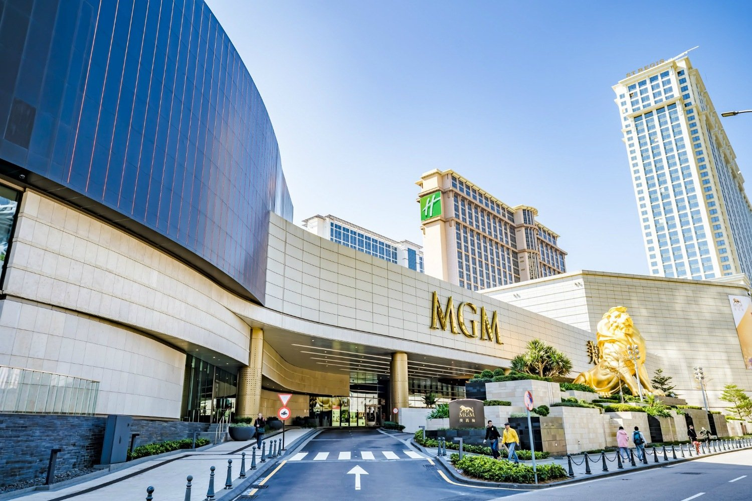 Macau gross gaming revenue March