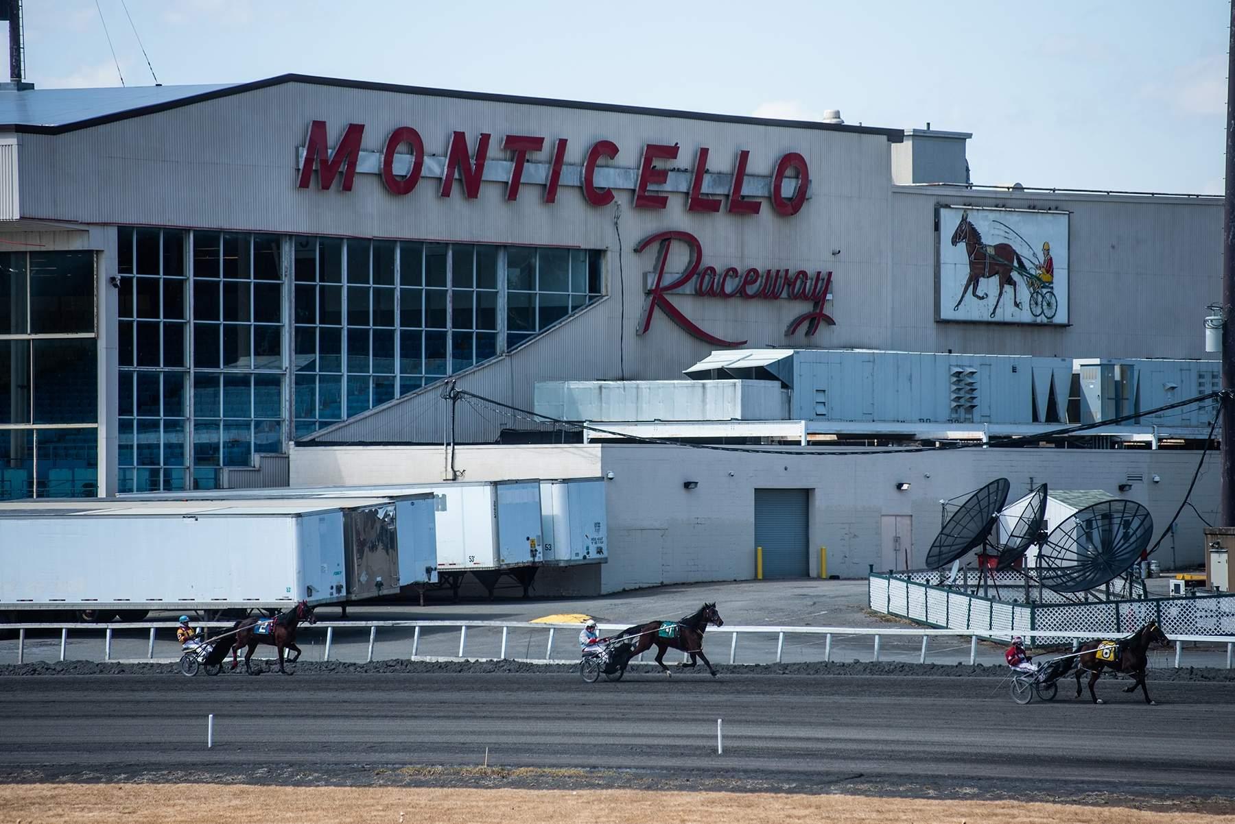 Monticello Raceway VLTs