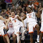 Virginia Favored to Win It All as NCAA Tournament Reaches the Final Four