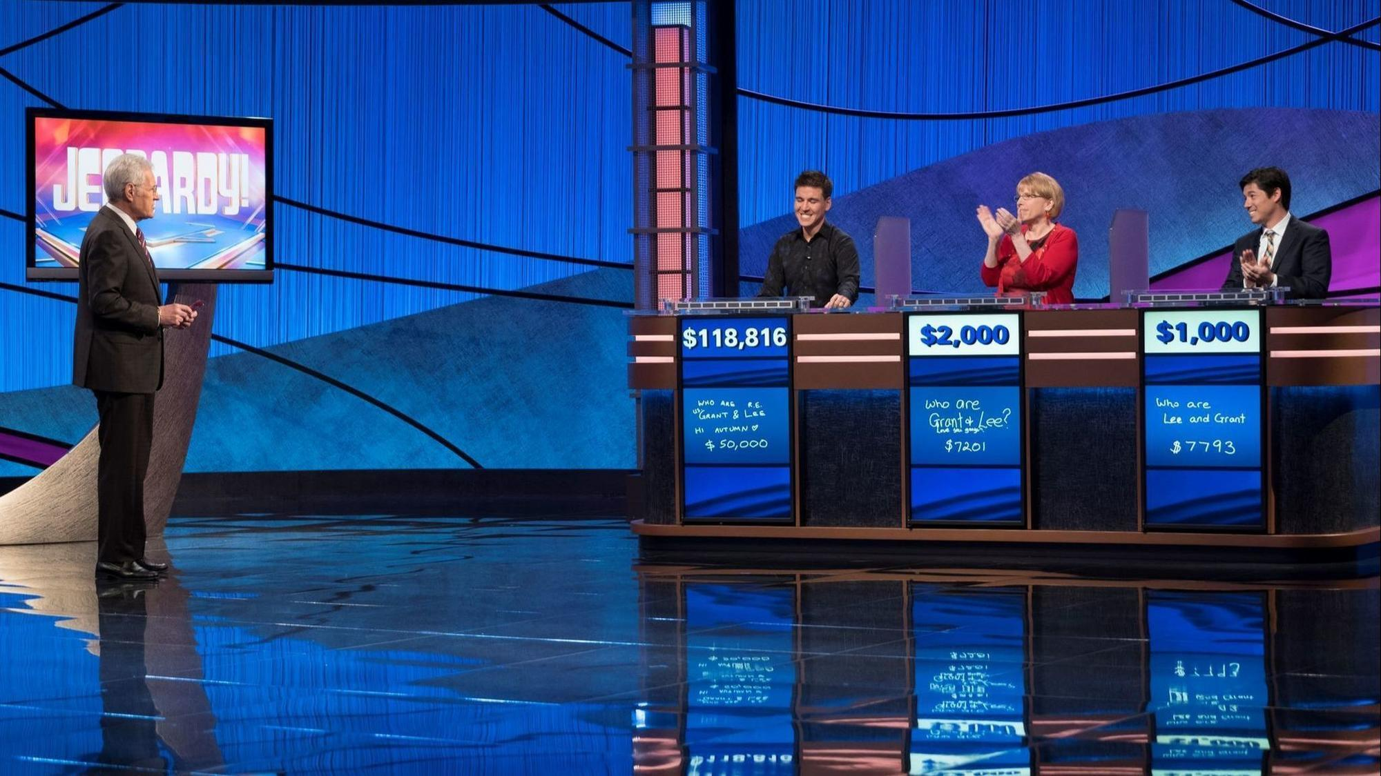 Pro Sports Bettor James Holzhauer Wins 14th 'Jeopardy!' Game