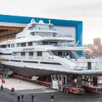 James Packer's New $200 Million 'Giga-Yacht' Ready for Maiden Voyage — And It's Bigger than Steve Wynn's