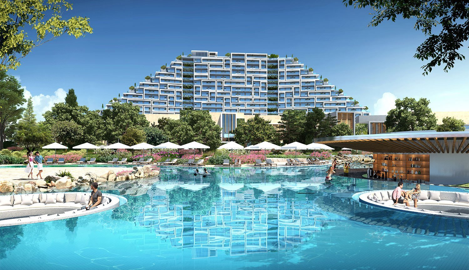 City of Dreams Mediterranean Melco Resorts