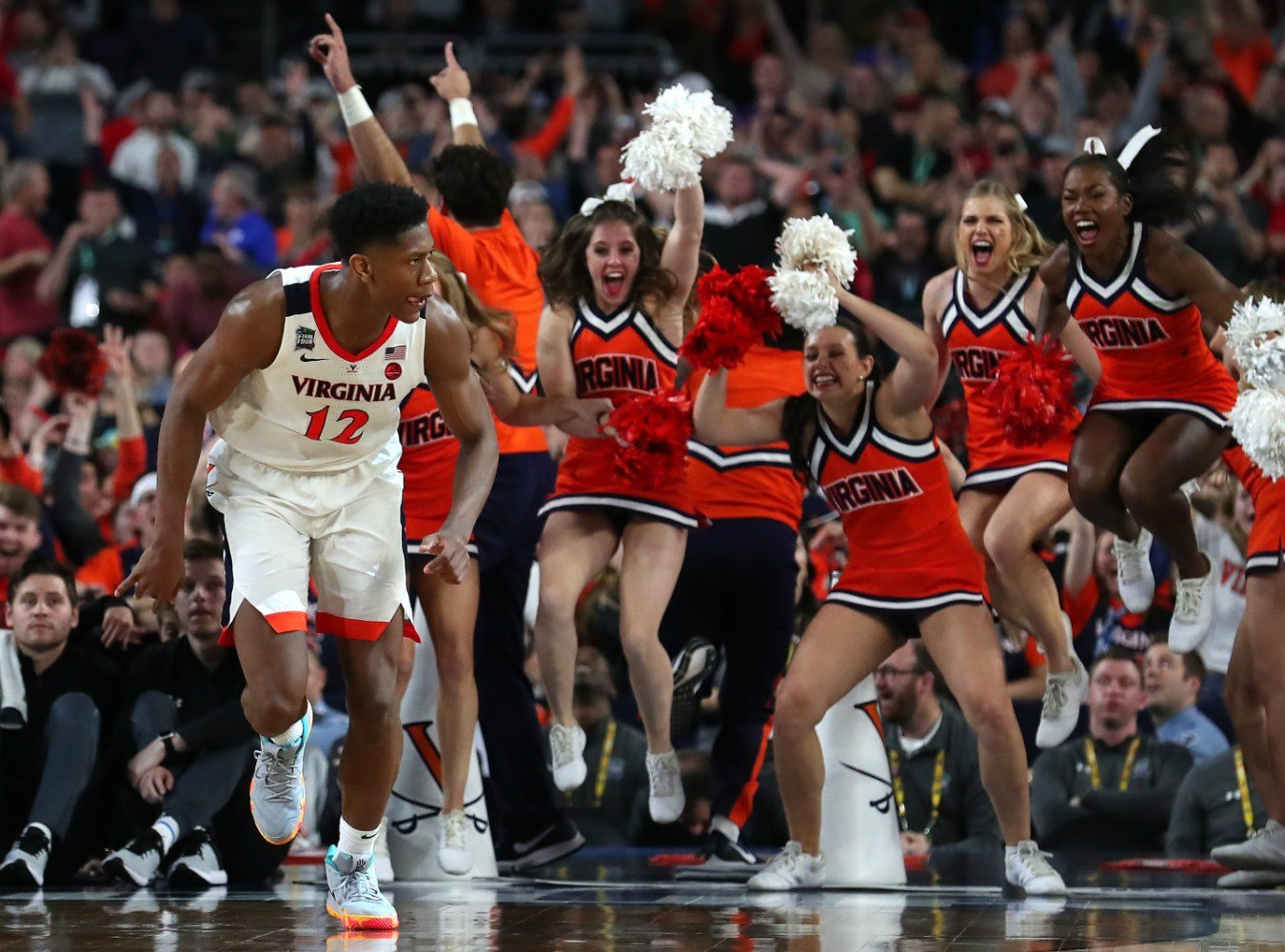 Virginia Cavaliers NCAA basketball odds