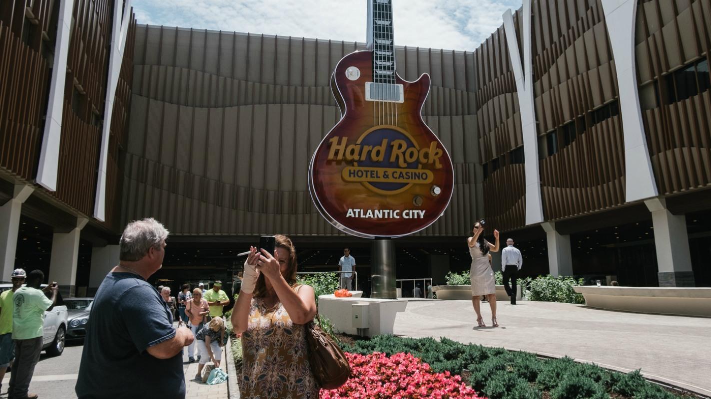 Atlantic City casino revenue gaming industry