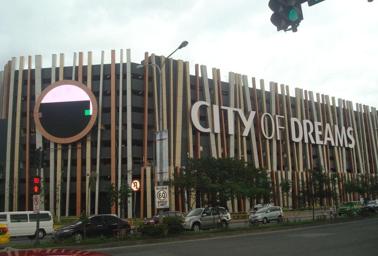 City of Dreams Manila casino PAGCOR