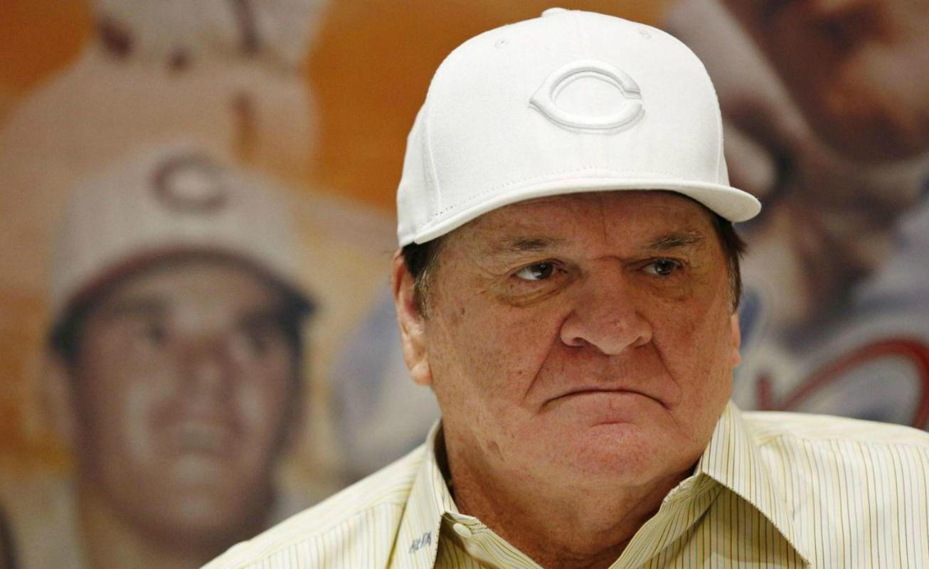 Pete Rose sports betting hall of fame