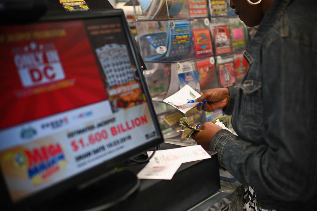 lottery DOJ Wire Act online gaming